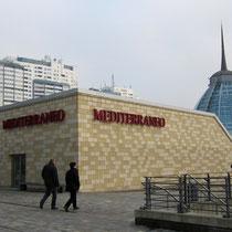Einkaufscenter Mediterraneo