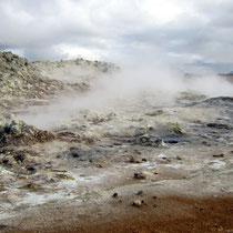 Geothermalgebiet Kerlingafjöll