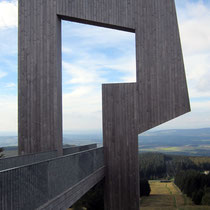 "Aussichtsplattform ""Windklang"" auf dem Erbeskopf"