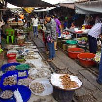 bevoorraden op de markt - Thailand