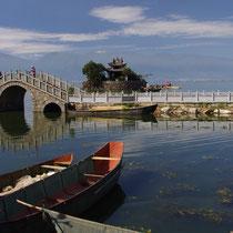 omgeving van Kunming - China