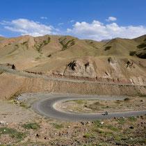 voorgebergte van de Himalaya - Kirgizië