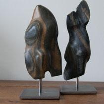 Silvia Seifert  Skulptur Paar