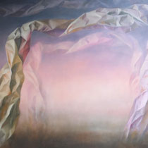 Gabriele Menzer, Ölbild Passerelle