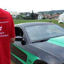 US-Car Treffen Trasadingen 2014