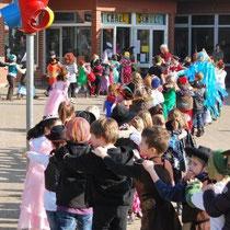 Karnevalsfeier 2011