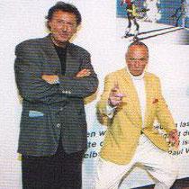 """Ausstellung """"Geheimcode Arkadien"""", Wien Akademie d. bild.Kunst 2000"""