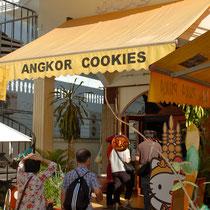 日本人経営のアンコールクッキーショップ