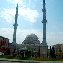 街には必ずモスクがある