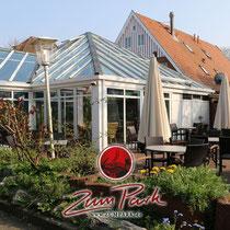 Wintergarten Restaurant Zum Park in Cuxhaven
