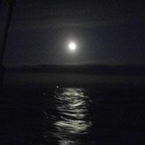 Der Mond ist aufgegangen.......
