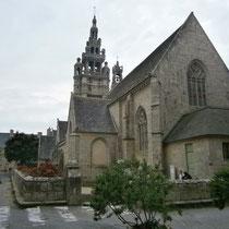 Die Kirche....