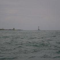 Kap de la Hague von See aus
