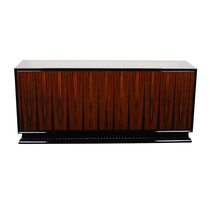 Art Deco Sideboard SB003. B.200 x T.50 x H.86 cm
