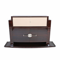 Art Deco Sideboard SB024. B.130 x T.52 x H.120 cm