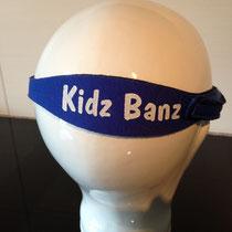 € 4,50 Kidz Banz donkerblauwe band