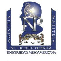 Maestría en Neuropsicología.