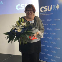 Unsere Jubilarin Marga Hetzner