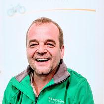 kompetente e-Mountainbike Beratung von unseren e-Bike Experten im Shop in Bremen