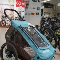 Fahrrad-Ausstattung für Kinder gibt es in der e-motion e-Bike Welt Saarbrücken