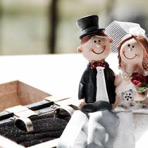 Hochzeit Figuren Hochzeitsringe