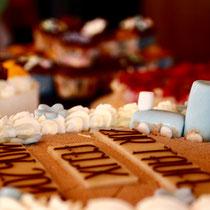 Taufe Kuchen