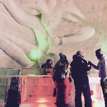 Iglu Lodge Ice Bar