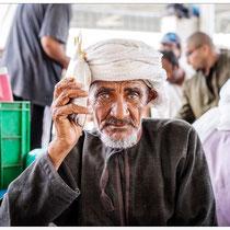 Fischmarkt Mascat Oman