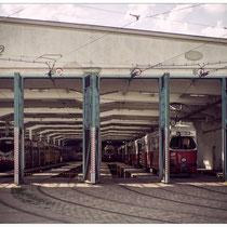 Trambahndepot Wien