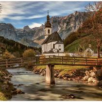 Pfarrkirche St. Sebastian Ramsau