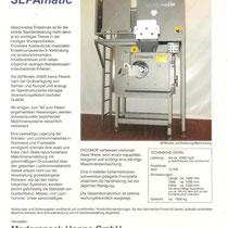 SEPAmatic 2000V