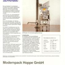 SEPAmatic 410