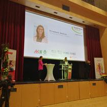 Begrüßung und Eröffnung durch Elisabeth Bachler