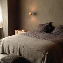 Ein Schlafraum in Schokolade. Bildquelle: designersblock.blogspot.co.uk