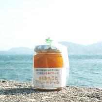 春見丸ごとマーマレードジャム 470円