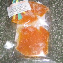 温州みかんの皮の砂糖煮