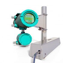FLUXUS F809 Permanent Flow Meter for Hazardous Areas