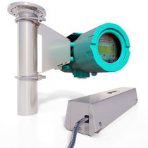 FLUXUS F808 Flow meter for hazardous areas - IECEx / ATEX Zone 1 approved