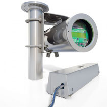 FLUXUS F801 The Offshore Flow Meter for liquids