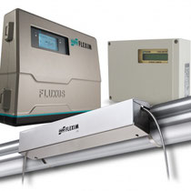 FLUXUS WD Series Stationary Ultrasonic Water Flow Meter