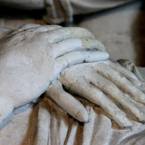 les mains du Christ