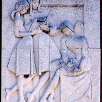 Bas-relief- Ecole des filles- Rue Delpech- Amiens