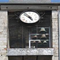 Cloches apparentes à Ribeaucourt