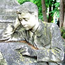 Statue de Jules Verne- Place du Maréchal Joffre- Amiens