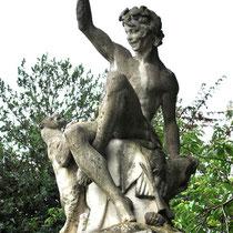 """""""Bacchus"""",  près du Cirque Municipal"""