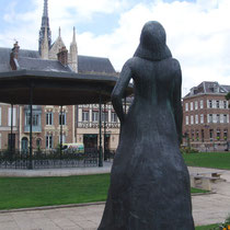 La danseuse- square Jules Boquet