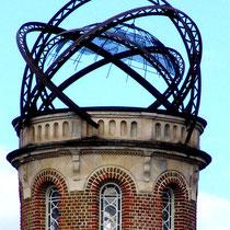 Le sommet de la tour Jules verne