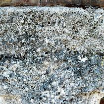 Ramburelles: détail de la pierre tombale