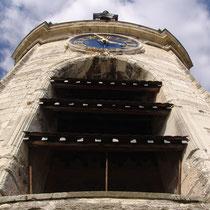 Le beffroi d'Amiens: les abat-sons