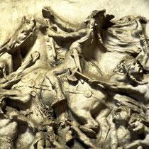 La bataille de Tolbiac- Détail